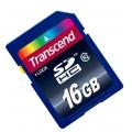 Transcend SDHC 16Gb 400x 60 MB/S