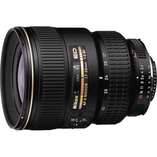 Nikon 17-35mm f/2.8D ED-IF AF-S Zoom-Nikkor распылитель краски пейнт зум paint zoom оригинал 1178