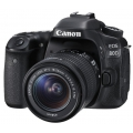 Canon EOS 80D Kit 18-55 IS STM (рст)