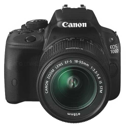 Canon EOS 100D kit 18-55 IS II