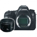 Canon EOS 6D kit EF 50mm f/1.8 II