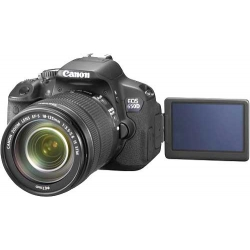 Canon EOS 650D Kit 18-135 IS