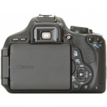 Canon EOS 600d Kit 18-135 IS STM