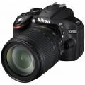 Nikon D3200 Kit AF S 18-105 VR