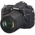 Nikon D7100 kit AF S18-105 VR