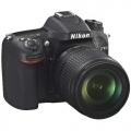 Nikon D7100 kit AF S18-55 VR II