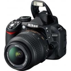 Nikon D3100 kit 18-55 DX