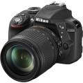 Nikon D3300 Kit AF S 18-105 VR