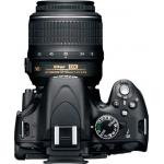 Nikon D5100 KIT 18-105 VR